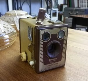 Brownie SIX-20 Box Camera