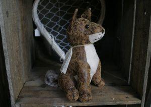 Doorstop fox