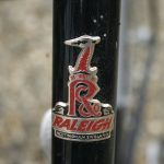 Raleigh Pursuit cycle