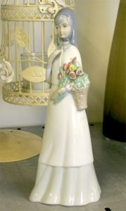1970's Miquel Requena figurine