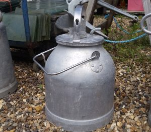 French milk churn
