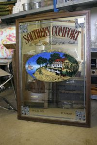 Southern Comfort Mirror